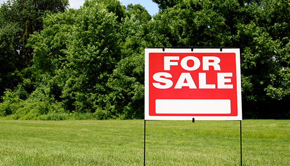 Whether for farming or a potential development, we can help you in the buying and selling of land.